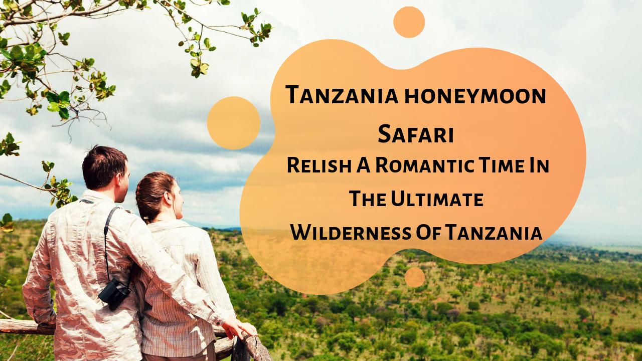 Tanzania Honeymoon Safari-Relish A Romantic Time In The Ultimate Wilderness Of Tanzania