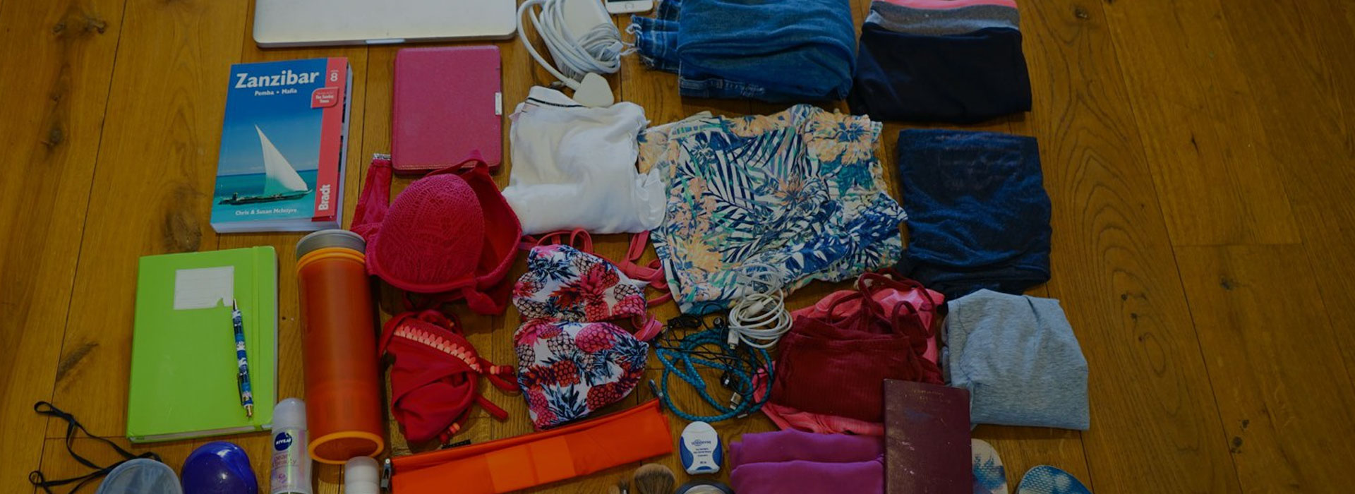 Zanzibar Packing List