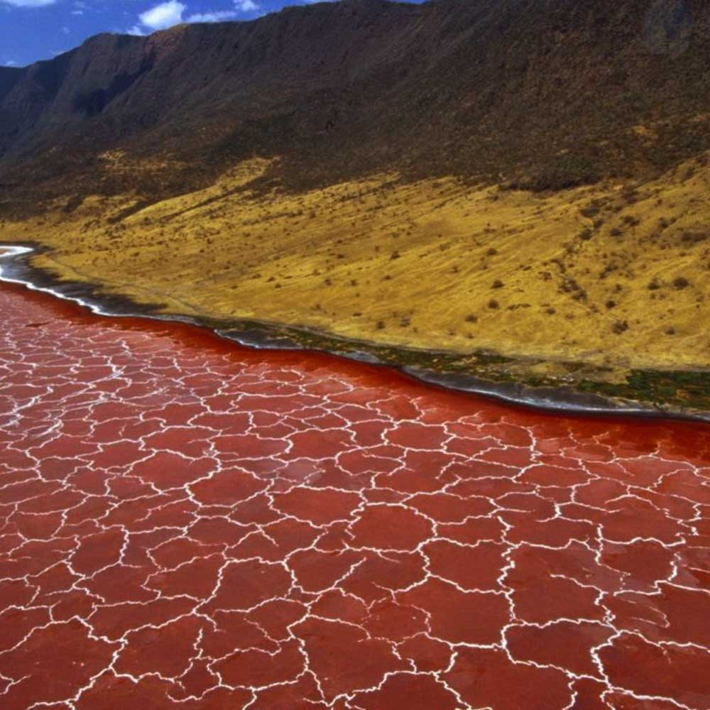 Lake Natron National Park