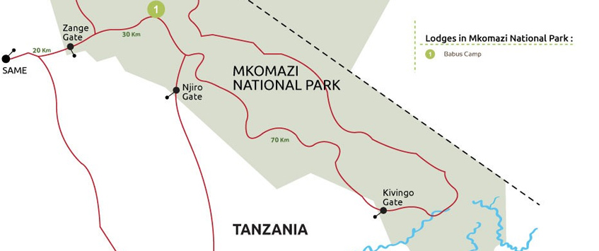 Mkomazi National Park