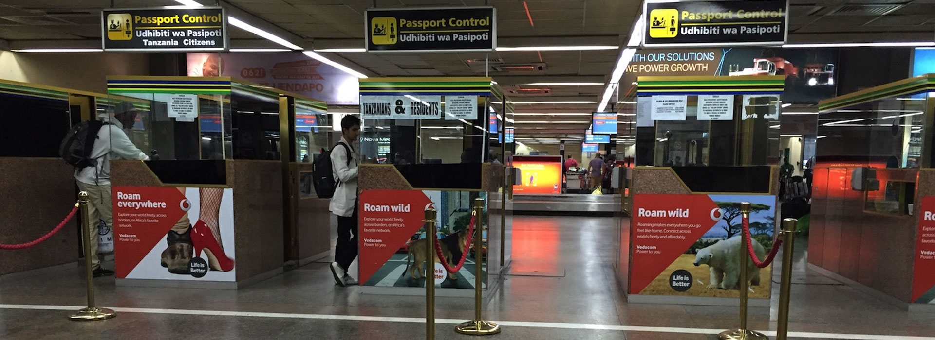 Tanzania Visa & Immigration