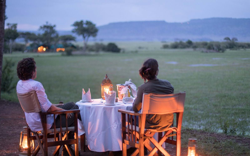 Tanzania Honeymoon Safari
