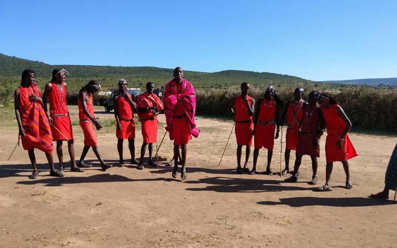 Maasai Village Day Trip