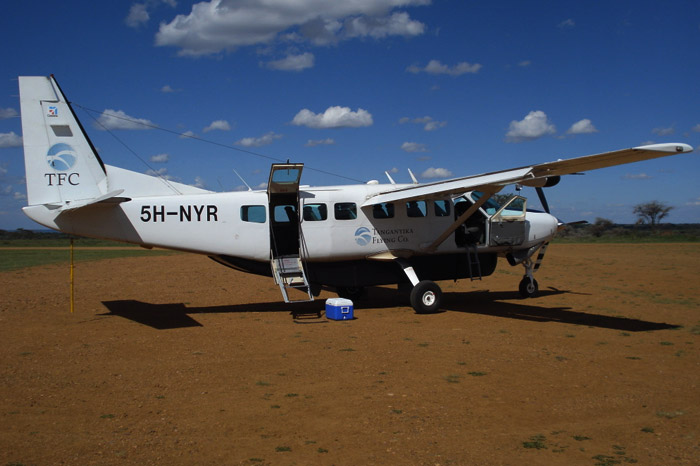 Tanzania Fly in Safaris