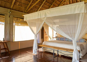 Kubukubu tented lodge