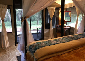 Tanzania Private Safari Accommodation