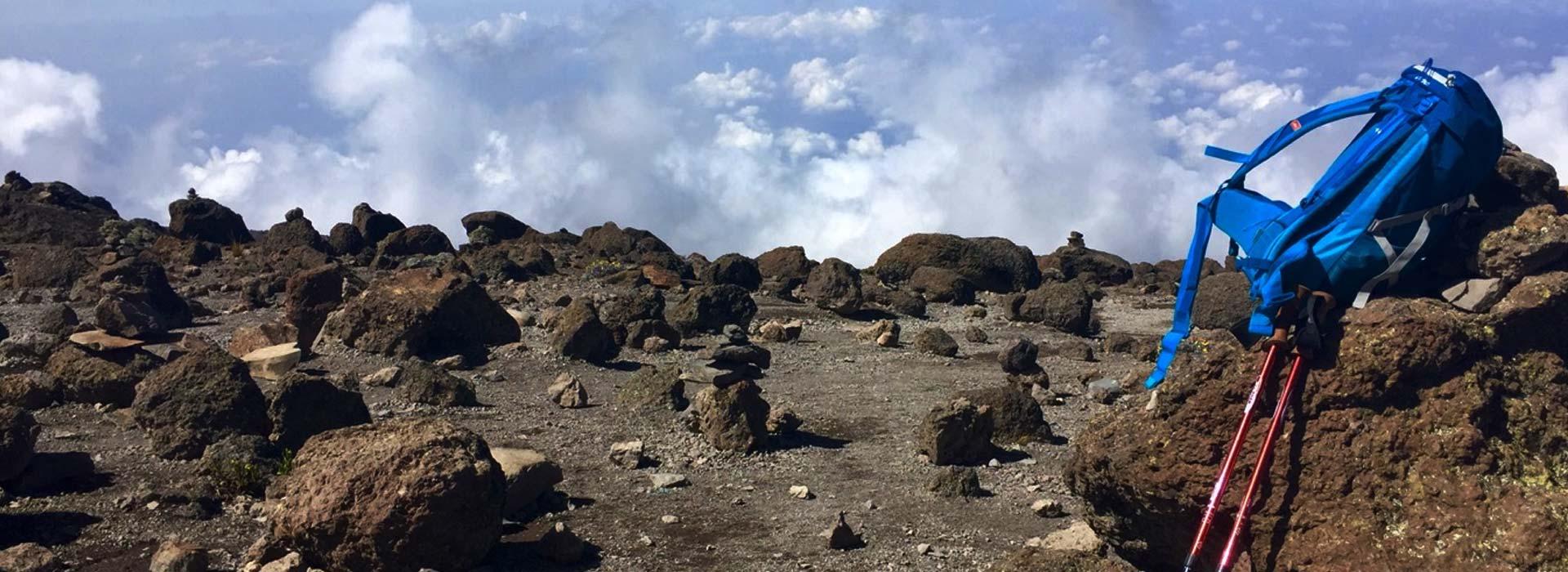 Kilimanjaro Altitude Sickness