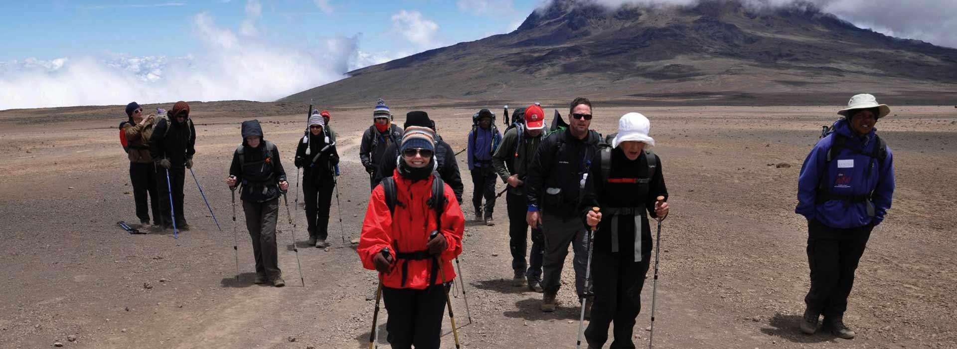 Kilimanjaro Fitness Program