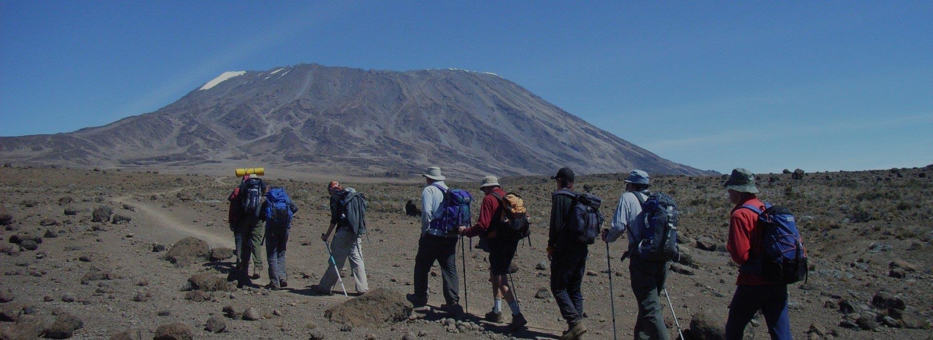 Training To Climb Kilimanjaro