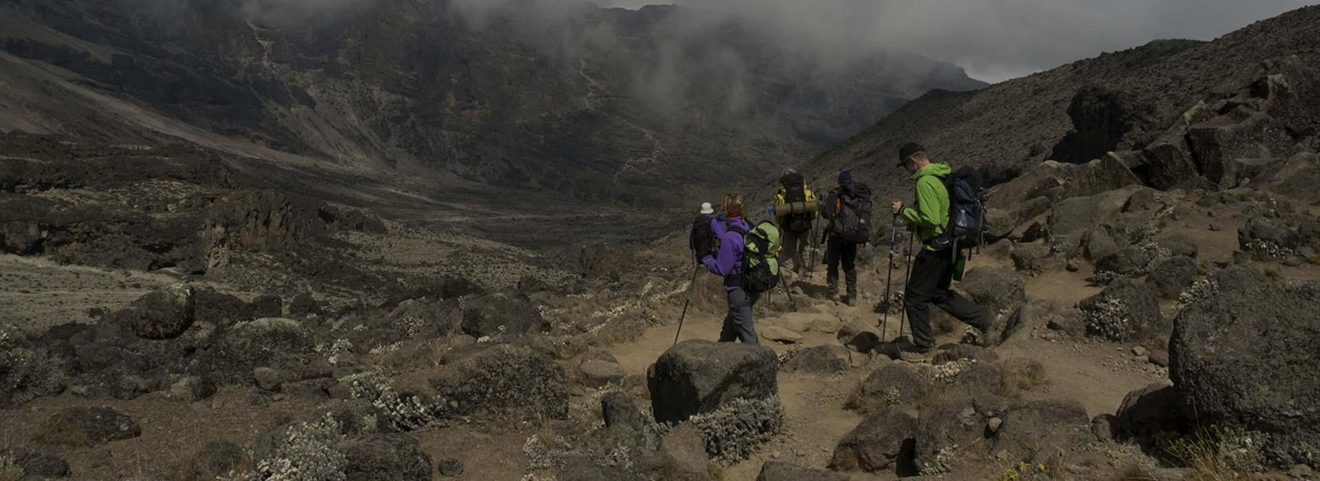 Difficulties Of Trekking Kilimanjaro